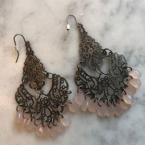 NWOT gem earring